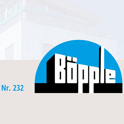 Böpplebau Brief Nr. 232